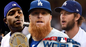 LAPD Working With Dodgers to Prevent World Series…