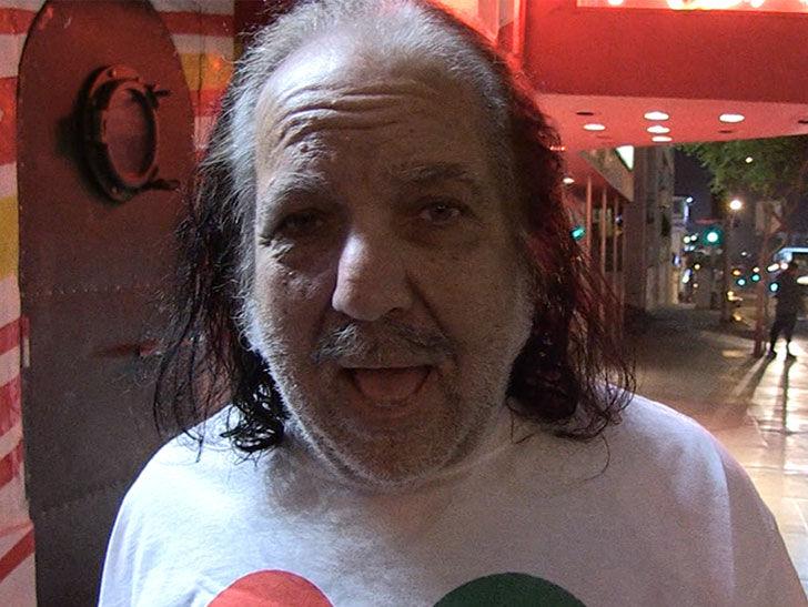 Ron Jeremy Talks Finding Bunny Ranch Owner Dennis Hof Dead in Bed