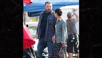 Ben Affleck Back on Movie Set, Shooting Addiction Role on Heels of Rehab