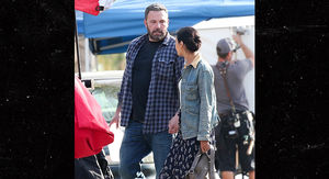 Ben Affleck Back on Movie Set, Shooting Addiction Role on Heels of Rehab