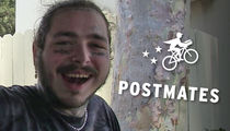 Post Malone is Postmate's Top Customer, Spending More Than $40,000 This Past Year