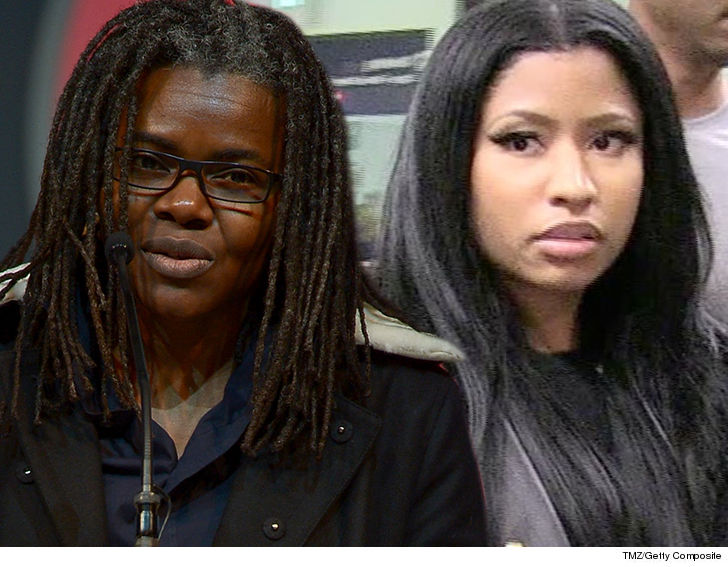 Nicki Minaj Sued by Tracy Chapman for Unauthorized Use of a Single