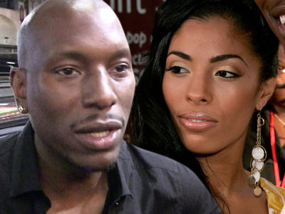 Tyrese Wants Ex-Wife to Cough Up Receipts for Childcare Costs