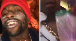 Denver Broncos Rock Cocaine-Themed Costumes for Team Halloween Party