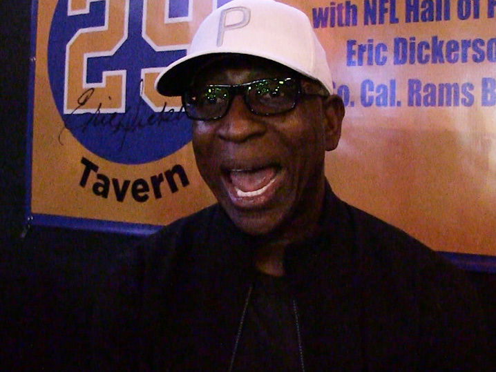 Eric Dickerson Feels For Saquon Barkley, Giants O-Line Is 'Sorry'