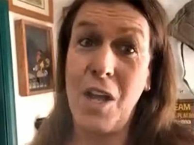 Transgender Ex-Navy SEAL Kristin Beck Not Scared of President Trump