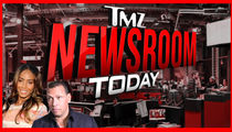 TMZ Newsroom: A-Rod's Child Support War With Ex-Wife