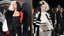 Celeb Halloween Costumes -- Who'd You Rather?!