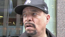 Ice-T Arrested in NYC for Evading Toll at George Washington Bridge