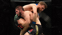 Khabib Nurmagomedov Will Get Half of $2 Mil Purse from UFC 229, For Now