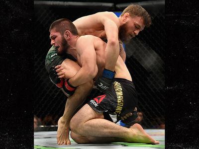 Khabib Nurmagomedov Will Get Half of $2 Mil Purse from UFC 229, For Now