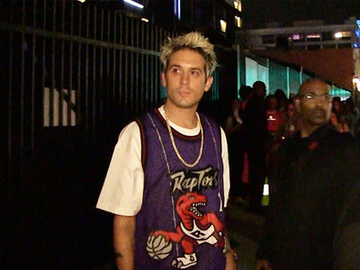 G-Eazy Leaves Drake's Party in L.A. Solo After Latest Halsey Split