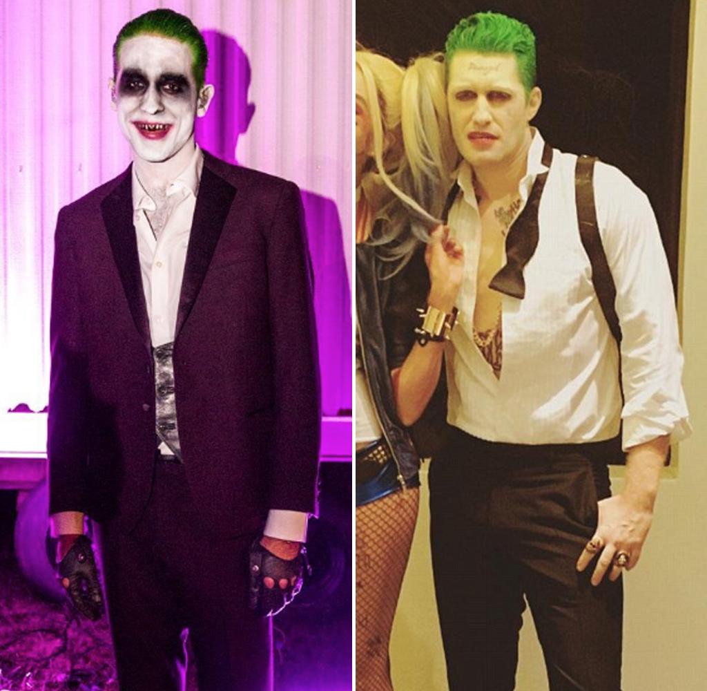 G-Eazy (29) vs. Matthew Morrison (39) -- The Joker Edition