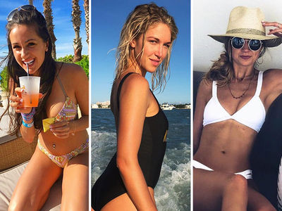 Red Sox & Dodgers WAGS, Out Of This World (Series) Hot!