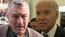 Robert De Niro, Former Vice President Joe Biden Latest Targets of Possible Mail Bomb