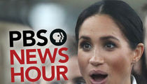 PBS NewsHour Staffer Claims Meghan Markle's 'Beauty' Got Him Fired, Now He's Suing