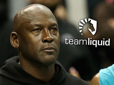 Michael Jordan Buys Ownership Stake In Major eSports Franchise