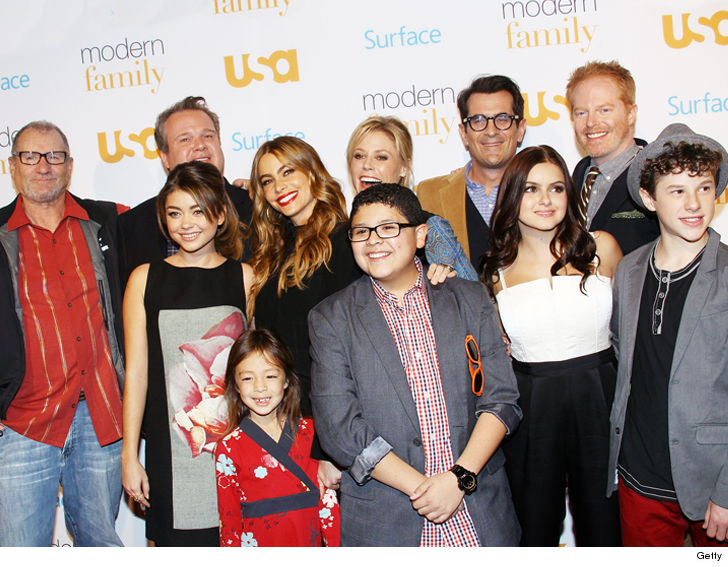 """""""Modern Family"""" killed off a """"significant"""" character Wednesday night."""