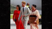 Meghan Markle Makes Major Fashion Faux Pas in Tonga