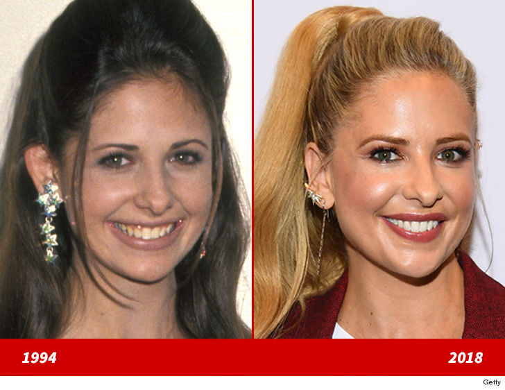 Curious topic sarah michelle gellar as think, that