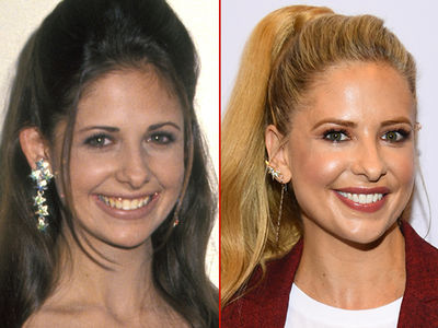 Sarah Michelle Gellar -- Good Genes or Good Docs?