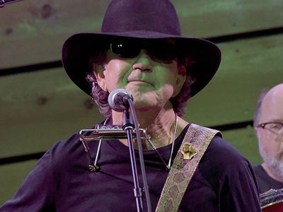 Country Rocker Tony Joe White Dead at 75