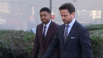 'Ray Donovan' Star Pooch Hall Pleads Not Guilty to DUI, Child Abuse and Enters Rehab