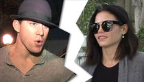 Channing Tatum's Wife Jenna Dewan Files For Divorce