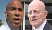 Sen. Cory Booker, Ex-Intelligence Dir. James Clapper Targets of New Suspicious Package