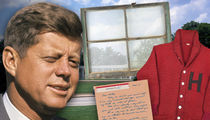 JFK Items Hit Auction Block Ahead of Assassination Anniversary