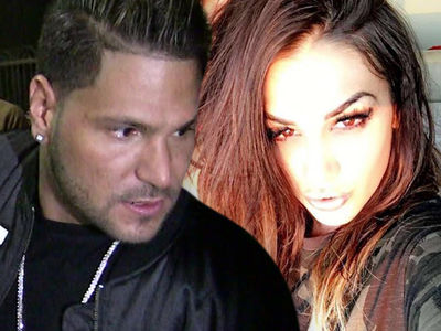 Cops Called After Ronnie Ortiz-Magro and Jen Harley Get in Heated Fight Over Daughter