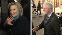 Bill & Hillary Clinton Hit Up Bruce Springsteen Concert After Bomb Threat