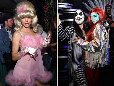 George Clooney and Rande Gerber Take Control at Casamigos Vegas Halloween Party