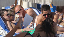 Danny Amendola Hangs Out With a Chick Who Isn't Olivia Culpo in Miami