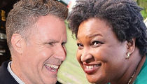 Will Ferrell Goes Door-to-Door for Georgia Governor Hopeful Stacey Abrams