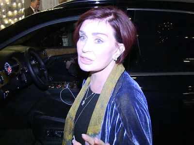 Sharon Osbourne Agrees with Trump Over Arming Worshipers at Synagogues