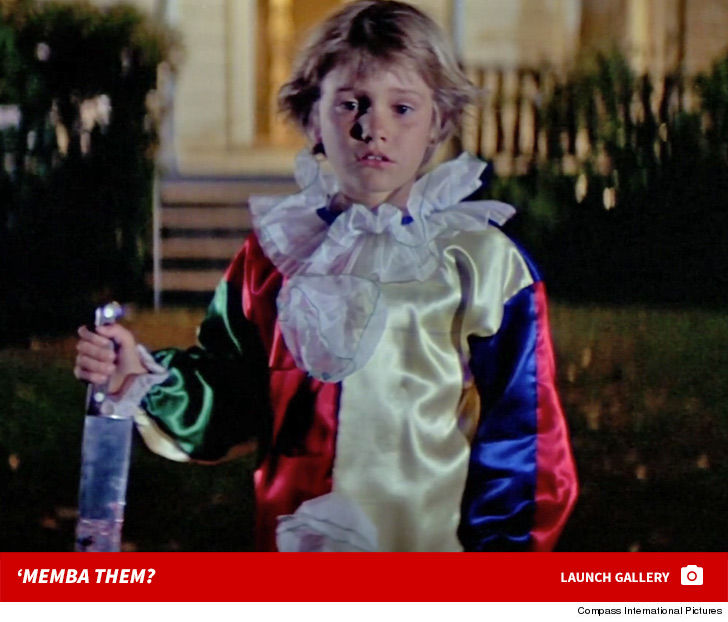 Will Sandin is best known for playing the sister slashing six,year,old  Michael Myers ,, who comes back fifteen years later to terrorize the town  of