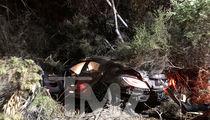 Kim Kardashian & Kanye West's Photog, Marcus Hyde, in Serious Car Crash