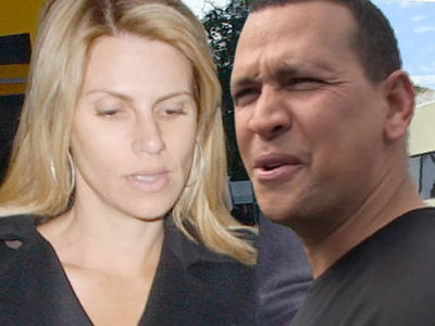 A-Rod's Ex-Wife Fires Back in War Over Child and Spousal Support