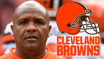 Cleveland Browns Fire Hue Jackson After Losing to Steelers
