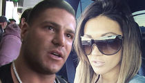 'Jersey Shore' Star Ronnie Ortiz-Magro's Black Eye Mystery Solved