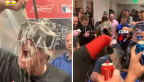 Red Sox World Series Celebration, Naked Cannonballs and Boozy Slow Dancing!