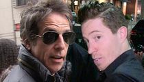 Ben Stiller Says He Apologized for 'Simple Jack,' Supports Shaun White