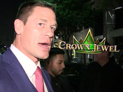 WWE Writes John Cena Off 'Crown Jewel' Show, Allegedly Refused to Participate