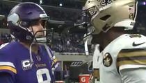 Kirk Cousins Tells Teddy Bridgewater How Vikings REALLY Feel About Him
