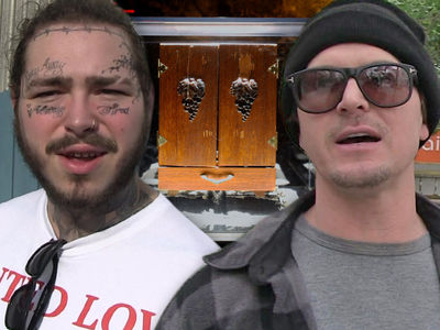 Haunted Box that Cursed Post Malone Likely to Be Opened on Halloween