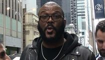 Tyler Perry Says He Goes to Churches Where Guards are Armed