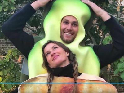 Tom Brady Says Gisele's Picking His Halloween Costume, She Calls the Shots!