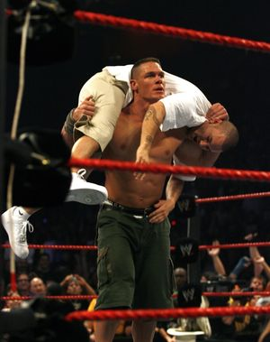 John Cena's Wrestling Shots