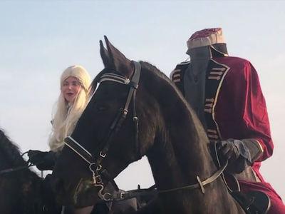 'Flipping Vegas' Stars Horseback Halloween Stunt Backfires, Cops Called